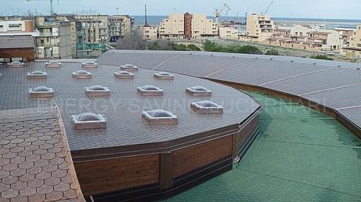 Energy Saving Lucernari S.r.l.: Termolux monolitico