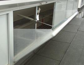 Energy Saving Lucernari: sicur shed